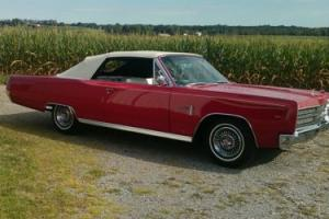 1967 Plymouth Fury Sport Fury III Photo