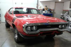1971 Plymouth GTX GTX 440 Six Pack 4.10 Sure Grip Fully Restored!