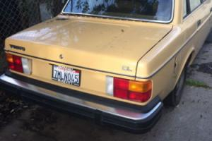1982 Volvo 240 DL