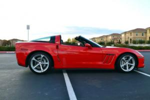 2011 Chevrolet Corvette GS