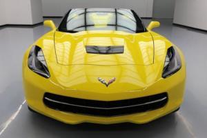 2014 Chevrolet Corvette STINGRAY 3LT Z51 CONVERTIBLE NAV