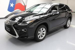 2016 Lexus RX PREM VENT LEATHER SUNROOF REAR CAM