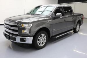 2016 Ford F-150 LARIAT CREW ECOBOOST HTD LEATHER NAV Photo