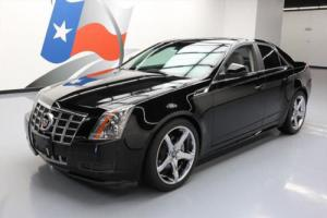 2012 Cadillac CTS LUXURY PANO SUNROOF REAR CAM 20'S