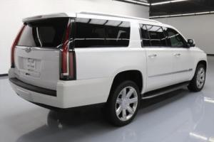 2016 Cadillac Escalade ESV LUXURY SUNROOF NAV 22'S