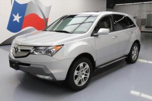 2009 Acura MDX SH-AWD TECH SUNROOF NAV REAR CAM