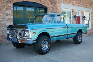1972 Chevrolet Other Pickups Custom