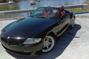 2006 BMW Z4 3.0 SPORT PACKAGE