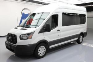 2015 Ford Transit HIGH TOP DIESEL LIMO PARTY BUS