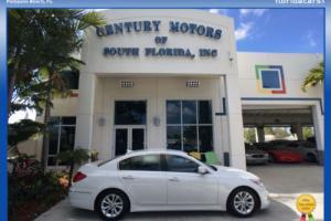 2012 Hyundai Genesis 3.8L RWD 2 Owners Leather CPO Warranty