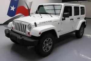 2014 Jeep Wrangler UNLTD RUBICON HARD TOP 4X4 REAR CAM!