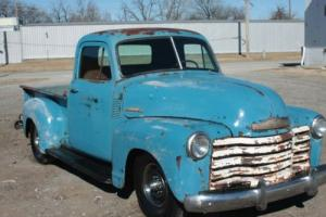 1953 Chevrolet Other Pickups 1/2 ton 3100 Photo