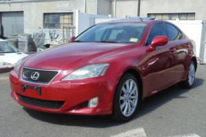 2007 Lexus IS IS250 AWD NAVIGATION