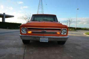 1968 Chevrolet C/K Pickup 2500