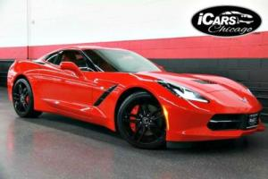 2014 Chevrolet Corvette Stingray Manual Z51 3LT 2dr Coupe
