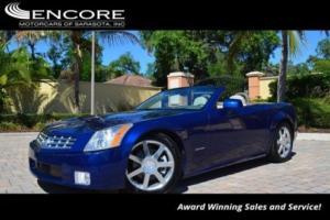 2004 Cadillac XLR 2dr Convertible W/Navigation Photo