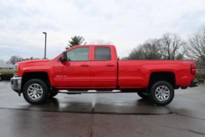 """2017 Chevrolet Silverado 2500 4WD Double Cab 158.1"""" LT"""