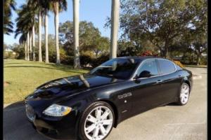 2010 Maserati Quattroporte S Photo