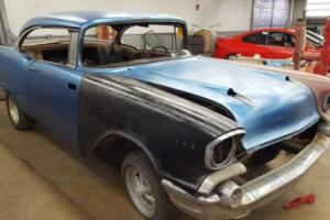 1957 Chevrolet Bel Air/150/210 Bel-Air