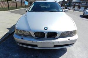 2002 BMW 5-Series 540iTA Photo