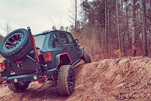 2016 Jeep Wrangler JK-Z