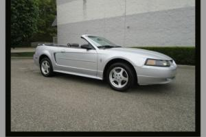 2003 Ford Mustang Premium Just 57k Original Miles Leather