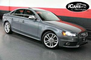 2012 Audi S4 Manual Premium Plus 4dr Sedan