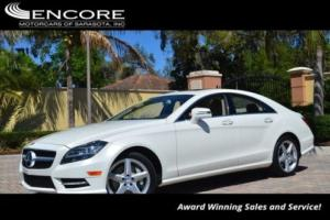 2014 Mercedes-Benz CLS-Class 4dr Coupe CLS550 RWD W/P1 Package & Wheel Package