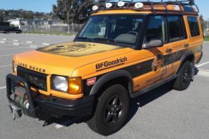 2000 Land Rover Discovery TREK