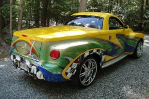 2004 Chevrolet SSR Photo