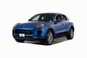 2015 Porsche Other S