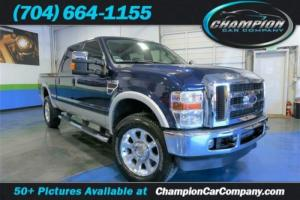 2010 Ford F-350 Lariat Super Duty SRW, Navigation, Leather, FX-4
