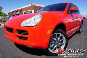 2006 Porsche Cayenne 06 Cayenne S Titanium Edition AWD SUV