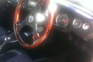 MGB MK2 1970 Convertible Photo