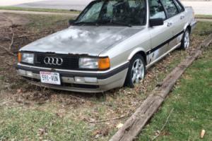 1987 Audi 4000 Quattro Photo