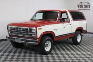 1980 Ford Bronco XLT 4X4 V8 90K ORIGINAL MILES