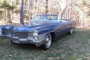 1965 Cadillac DeVille DEVILLE
