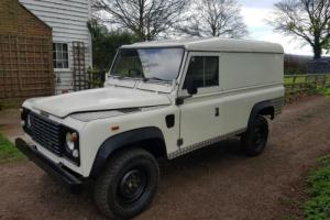1988 Land Rover Defender