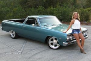 1965 Chevrolet El Camino ELKY PICKUP TRUCK SHOW WINNER RESTOMOD