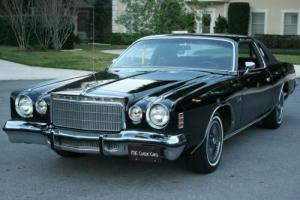 1975 Chrysler Cordoba COUPE - SURVIVOR - 55K MILES