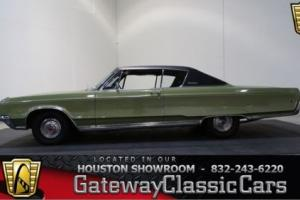 1968 Chrysler Newport --