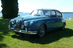 1961 Jaguar Mark 2,