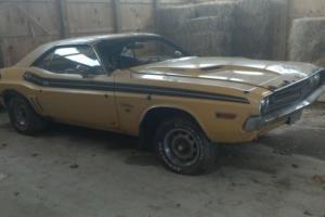 1971 Dodge Challenger Hardtop Photo