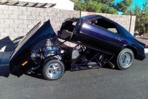 1986 Dodge Daytona pro street