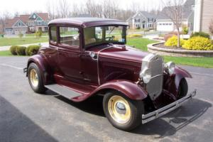 1931 Ford Model A 5 Window Coupe Photo