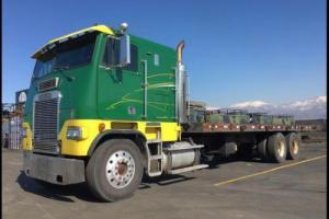 1989 Freightliner Cab Over Rollback Photo