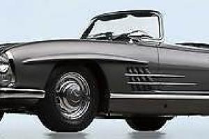 1962 Mercedes-Benz 190-Series -- Photo