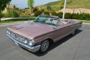 1963 Mercury Monterey Photo