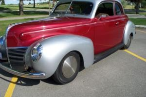 1939 Mercury Coupe Coupe