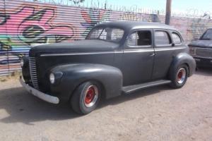 1939 Nash 4 Door Sedan